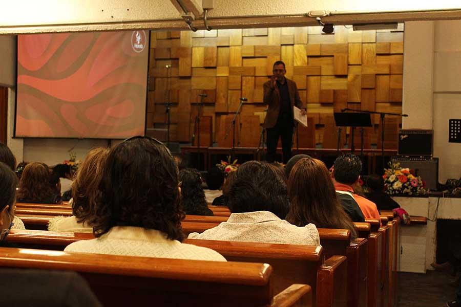Predicación Pastor Gilberto